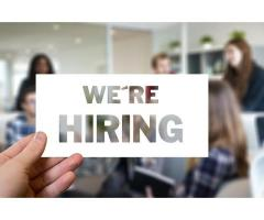 Admin Clerk / PA Required